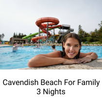 Cavendish Beach For Family
